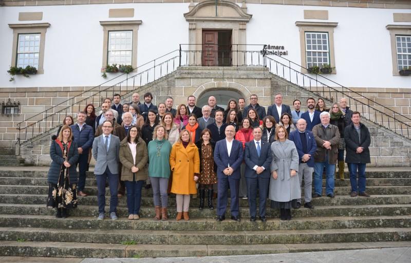 Guimarães presidiu à 8ª Reunião do Conselho Geral da Rede de Municípios para a adaptação local às alterações climáticas
