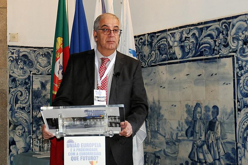"""Paulo Monteiro: """"A Eurorregião é um sucesso e exemplo em todo o mundo"""""""