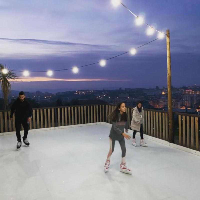 Picoto Park vai ter pista de gelo