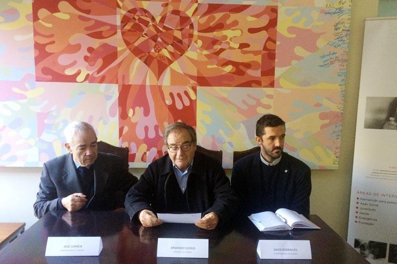 Jantar Humanitário da Cruz Vermelha de Braga angaria fundos para obras na sede