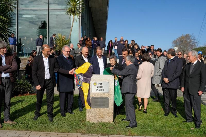 Fundador da Casa Peixoto dá nome a Rua na Zona Industrial do Neiva