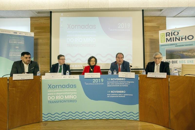 Norte de Portugal e Galiza defendem mecanismo para gerir fundos comunitários