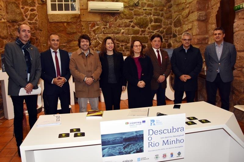 Projecto transfronteiriço quer converter o Rio Minho num destino navegável