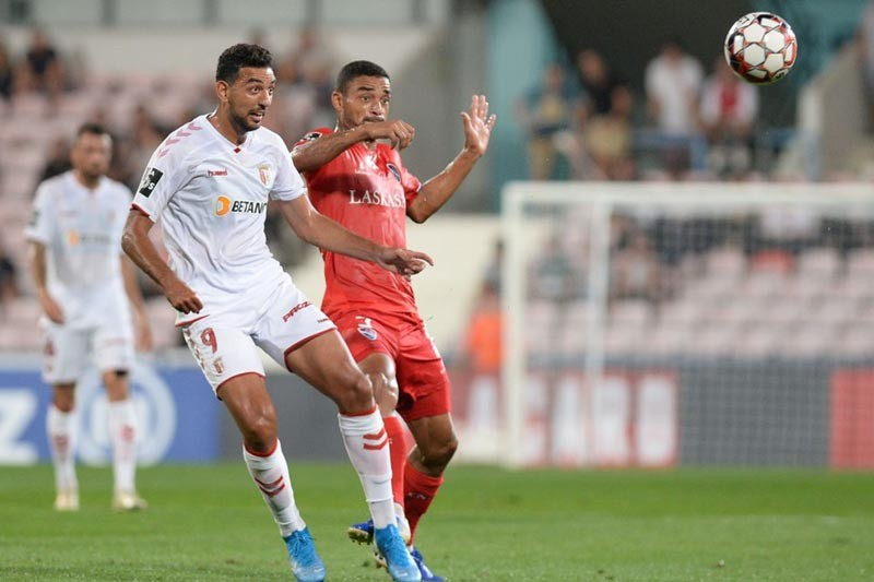 SC Braga e Gil Vicente na pedreira cinco anos depois