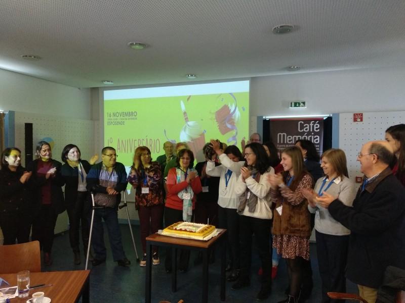 Café Memória de Esposende assinalou primeiro ano de actividade