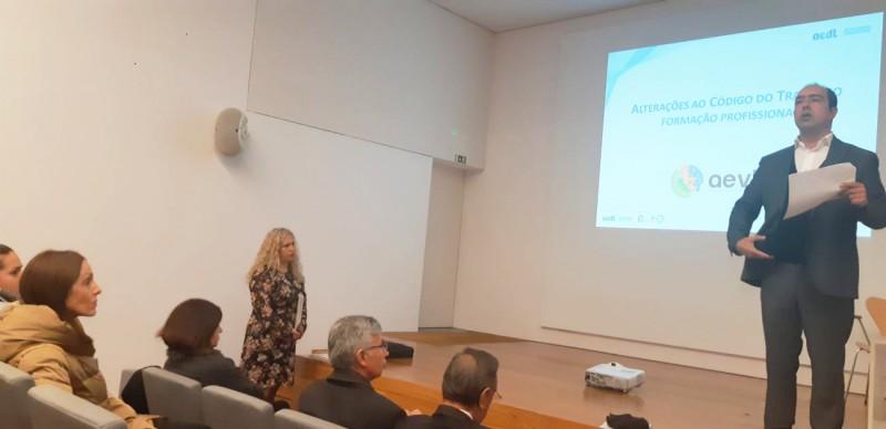 """«A """"Requalificação da Estrada Nacional 101"""" e a """"Construção da Variante à EN101"""" reforçará a dinâmica económica de Vila Verde e dos concelhos limítrofes»"""