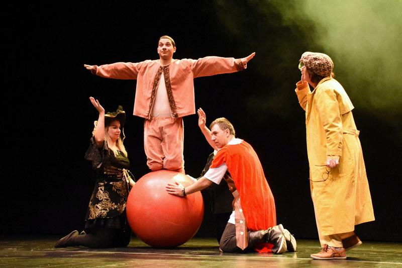 Integrar através do circo é a proposta do 'EnvolvArte'