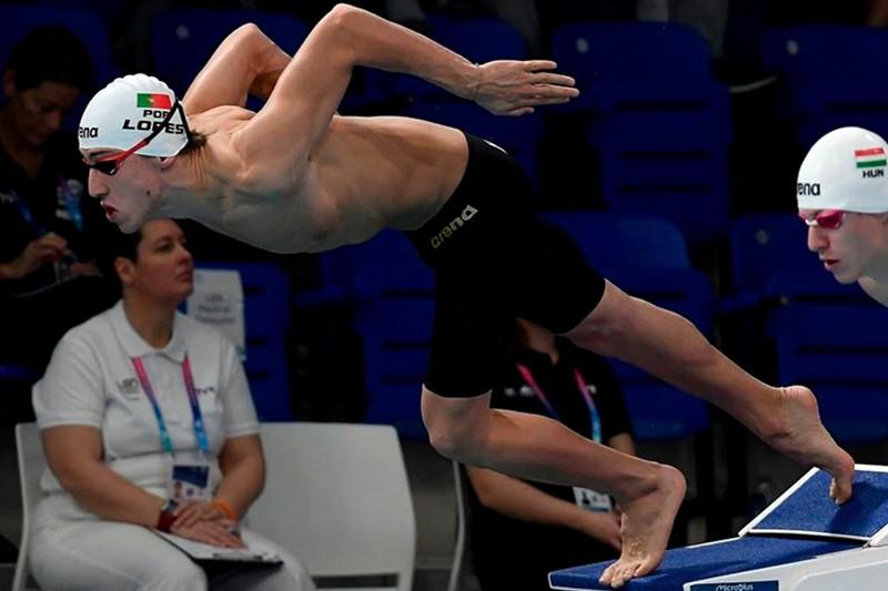 Bracarense José Lopes bate recorde nacional dos 1500 livres