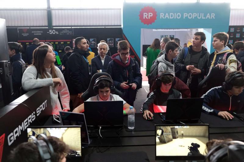 Famalicão Extreme Gaming com mais de 2 mil visitantes no primeiro dia