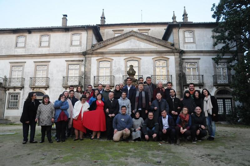 Utentes do Novais e Sousa convidaram  bracarenses a reflectir sobre a deficiência