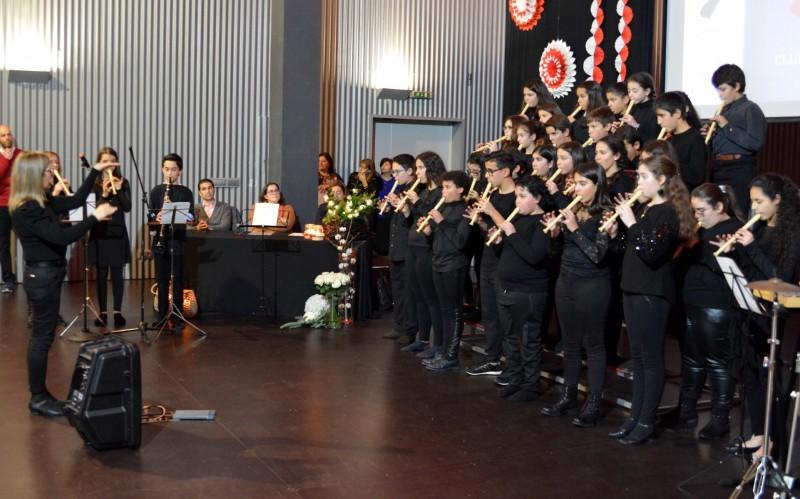 Escola Básica de Braga Oeste enalteceu mérito escolar