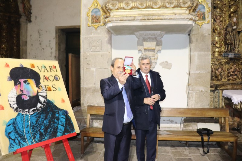 Amares reconheceu António Variações com mérito municipal de ouro