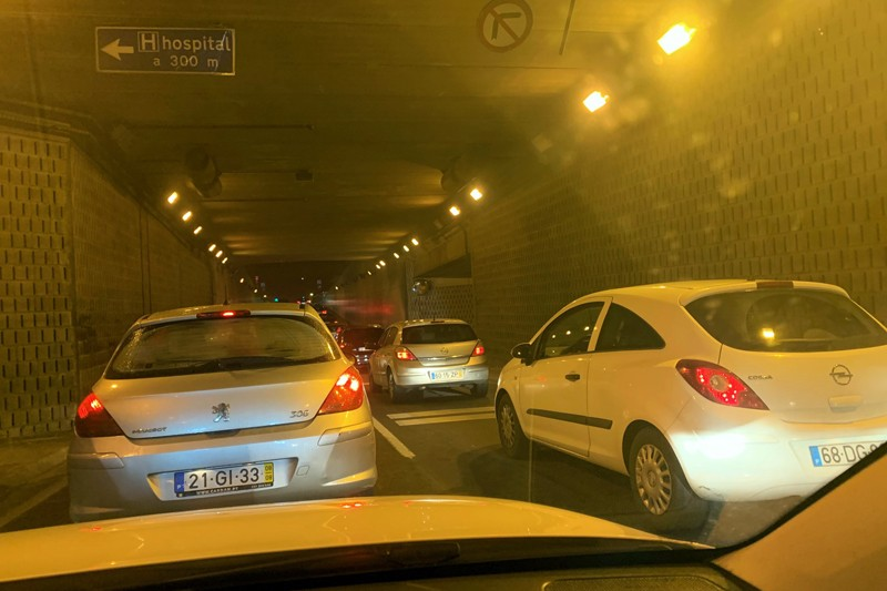'Braga para Todos' denuncia vários problemas no túnel da Avenida da Liberdade