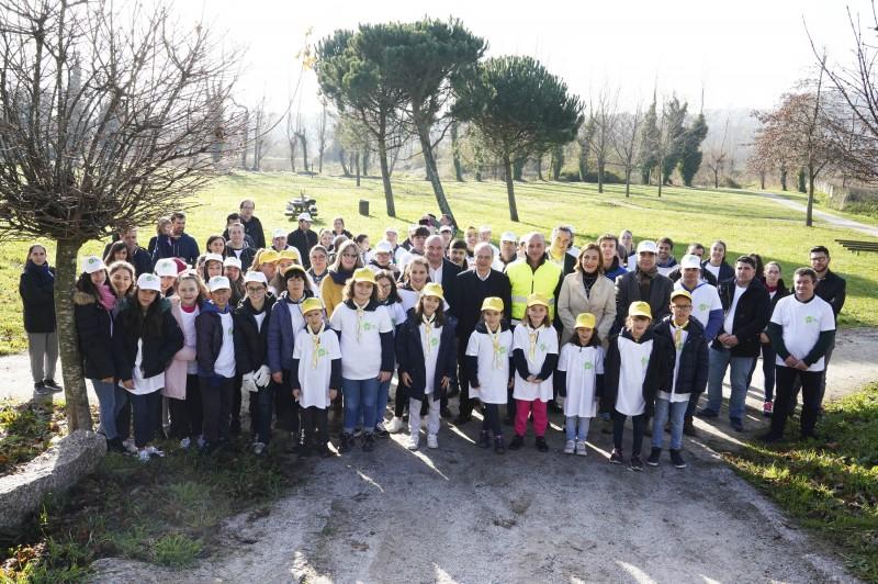 Brigada Verde de Abação e Gémeos defende ambiente