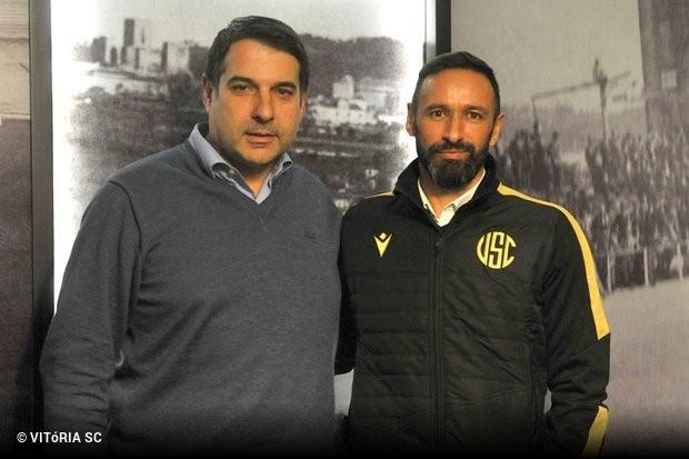 Bino assume comando  da equipa B do Vitória SC