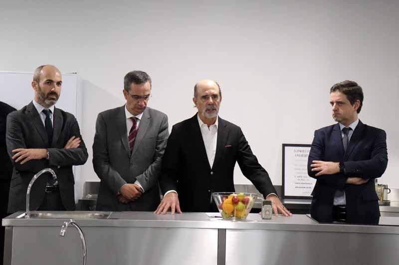 ACB inaugurou Academia de Restauração