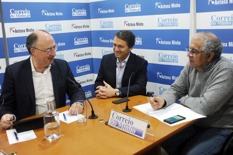 André Coelho Lima teme 'gripe' no tecido económico do distrito