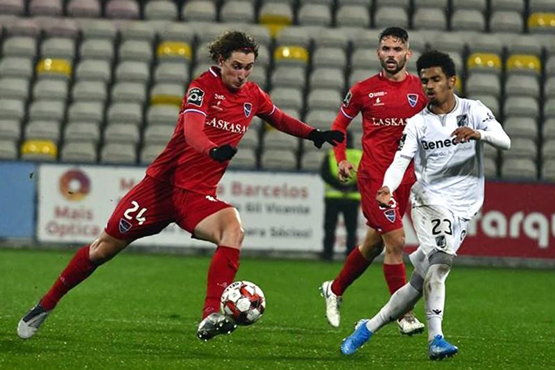 Vitória SC deu parte de avanço; Gil 'desligou' cedo de mais