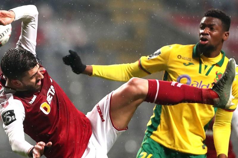 SC Braga volta a não estar ligado à corrente europeia e perde em casa