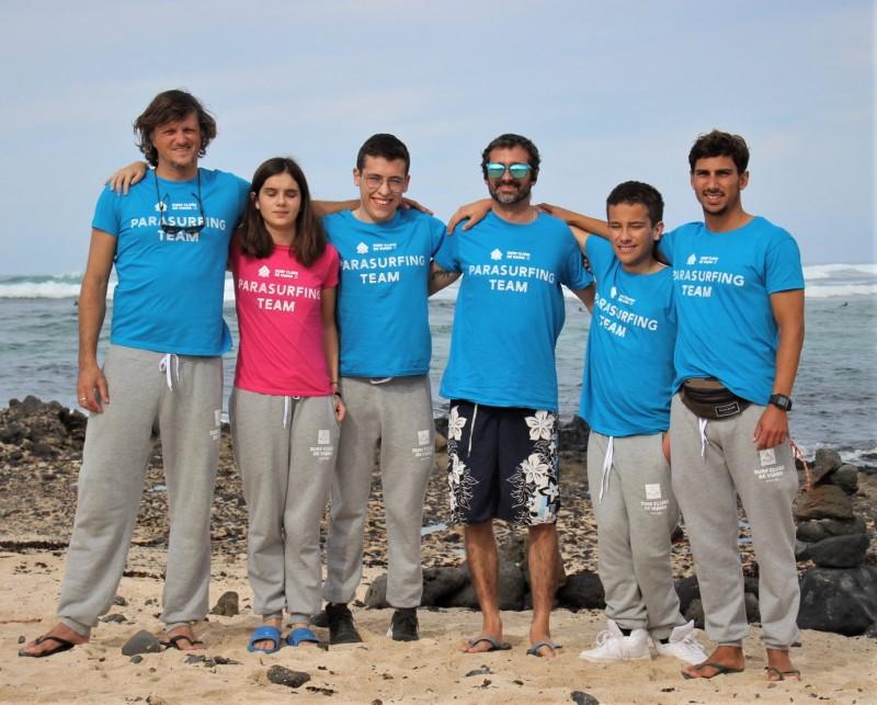 Parasurfing de Viana prepara Campeonato do Mundo 2020