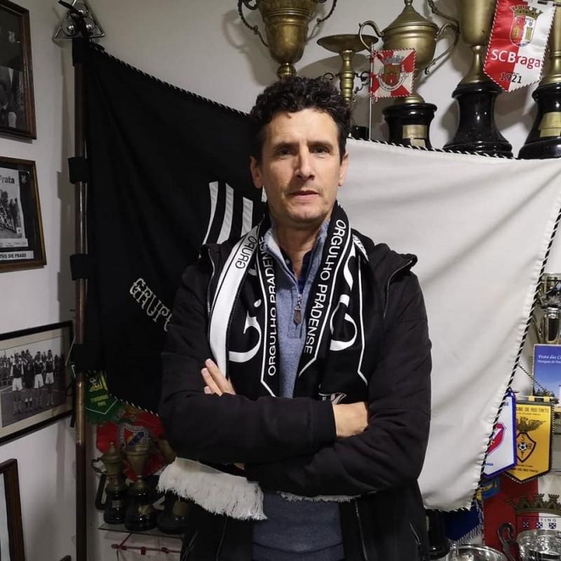 Paulo Rafael é o novo treinador do GD Prado
