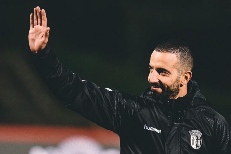 """Rúben Amorim: """"Os jogadores fizeram um grande jogo e o mérito é todo deles"""""""