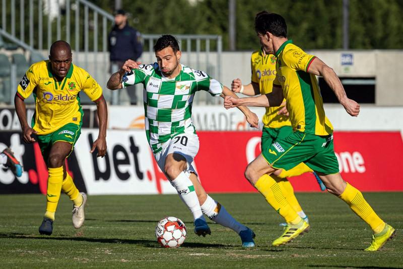 Moreirense sem chama na estreia de Ricardo Soares no comando