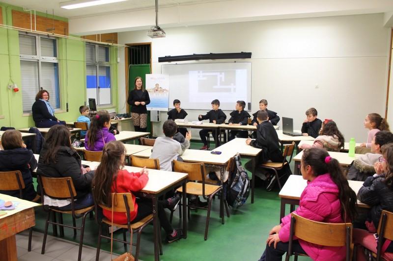 Município de Ponte de Lima Prossegue com Projeto de Educação e Literacia Jurídica nas Escolas