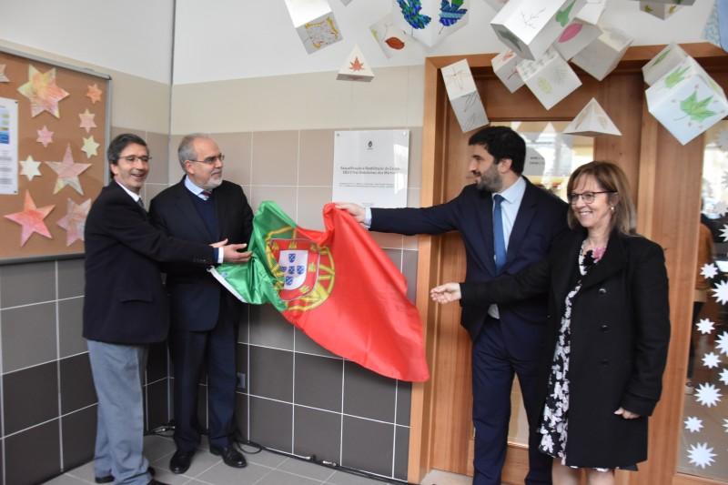 Ministro destaca exemplo de Viana na descentralização da educação