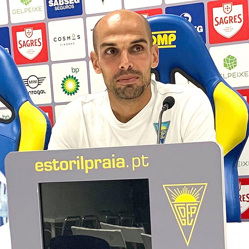 Pedro Duarte assume Estoril-Praia