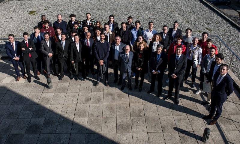 Universidade do Minhoentrega Prémios de Mérito Desportivo