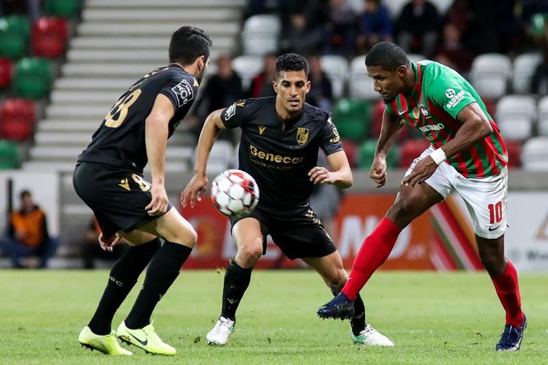 Vitória SC empata no Funchal