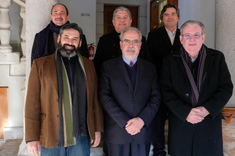 Câmara Municipal e Associação Empresarial de Viana do Castelo recebem Federação das Indústrias do Ceará, Brasil