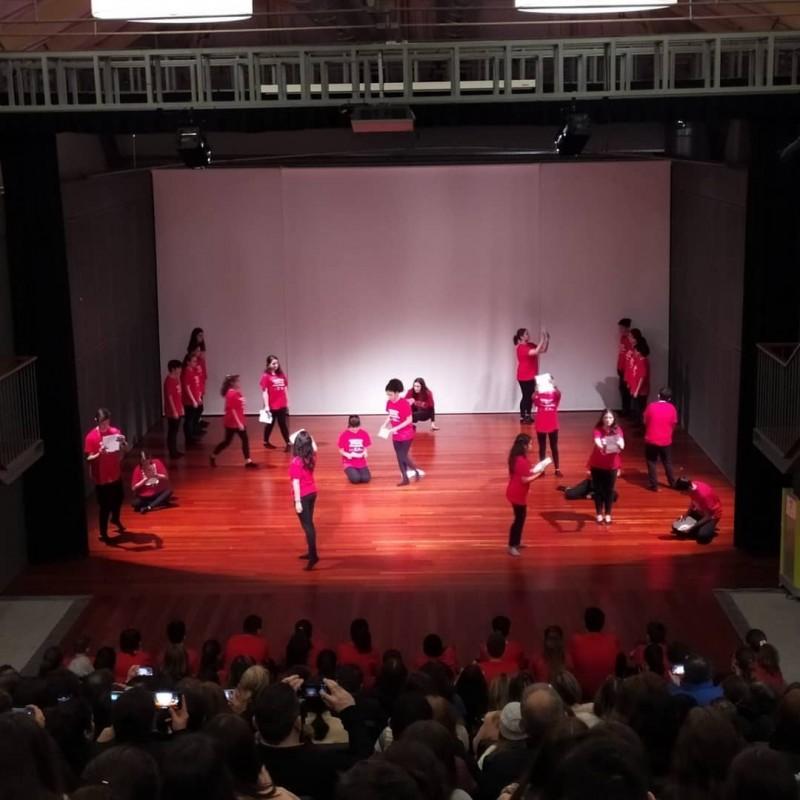 Sá de Miranda foi palco da residência artística 'O Primo Basílio'