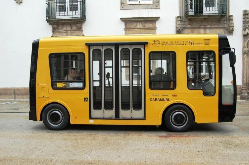 Mini-autocarros elétricos de Viana do Castelo já transportaram mais de meio milhão de passageiros