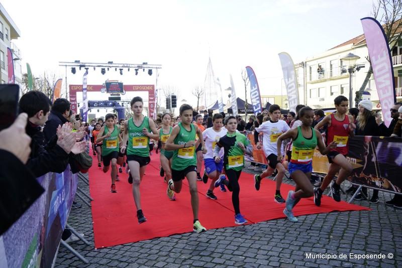 Atleta Ricardo Dias vence IV Corrida de Ano Novo do Município de Esposende