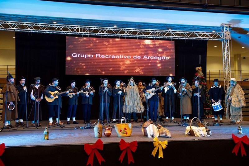 Grupo de Ardegão vence Encontro de Reis em Fafe
