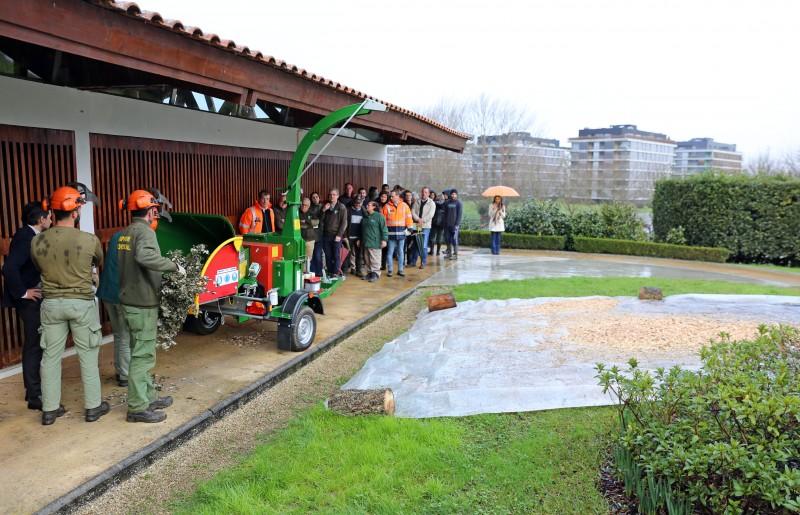 Município de Braga disponibiliza bio trituradores para destruição de sobrantes