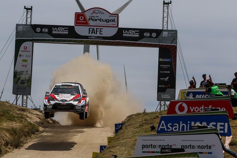 Vieira do Minho, Cabeceiras e Fafe em destaque no Rally de Portugal