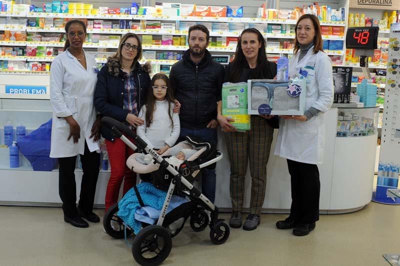 Pingo Doce dá as boas-vindas  ao primeiro bebé de 2020