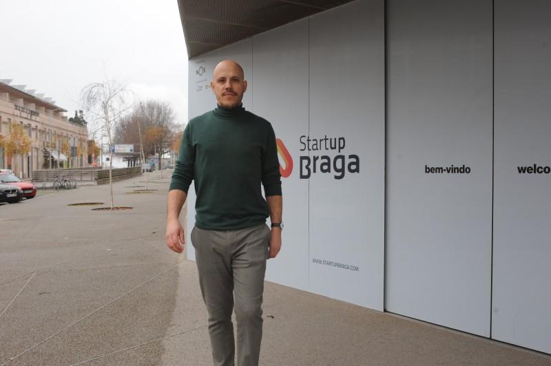Alexandre Mendes deixa direcção executiva da Startup Braga