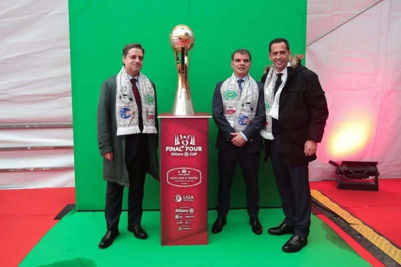 Alegria e muitas emoções na  última edição da Taça em Braga