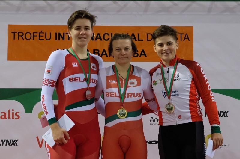 Equipa Portugal arrecada três pódios no Troféu Alves Barbosa