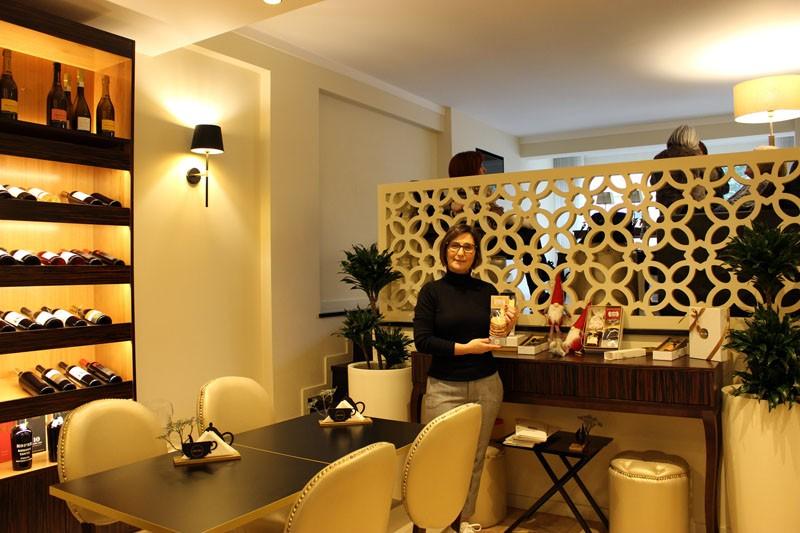 Inovação e qualidade são apostas da 'Ana Tão Gourmet e Salão de Chá'