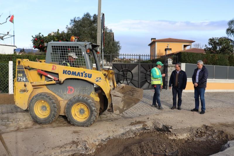 Manuel Moreira cumpre sonho de levar saneamento a mais 9 freguesias do concelho de Amares