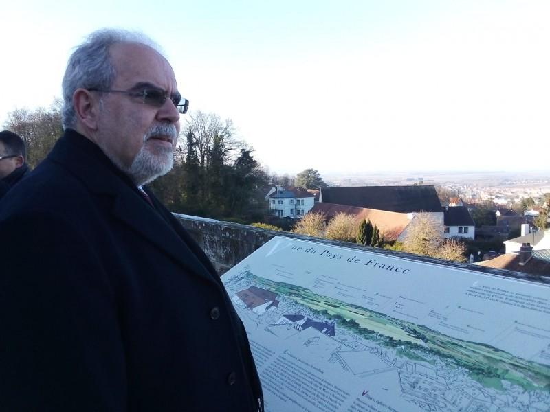 Autarca de Viana do Castelo promove potencialidades do concelho em Roissy, França
