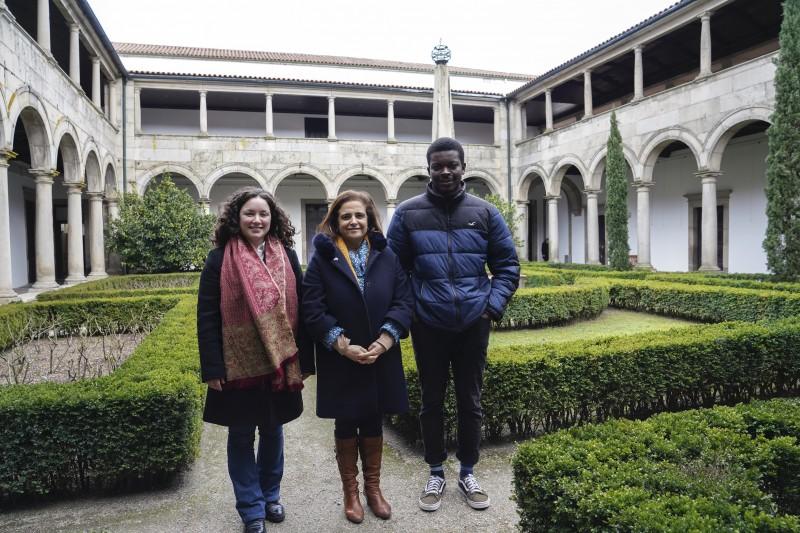 Guimarães e Dijon promovem partilha de experiências para jovens voluntários