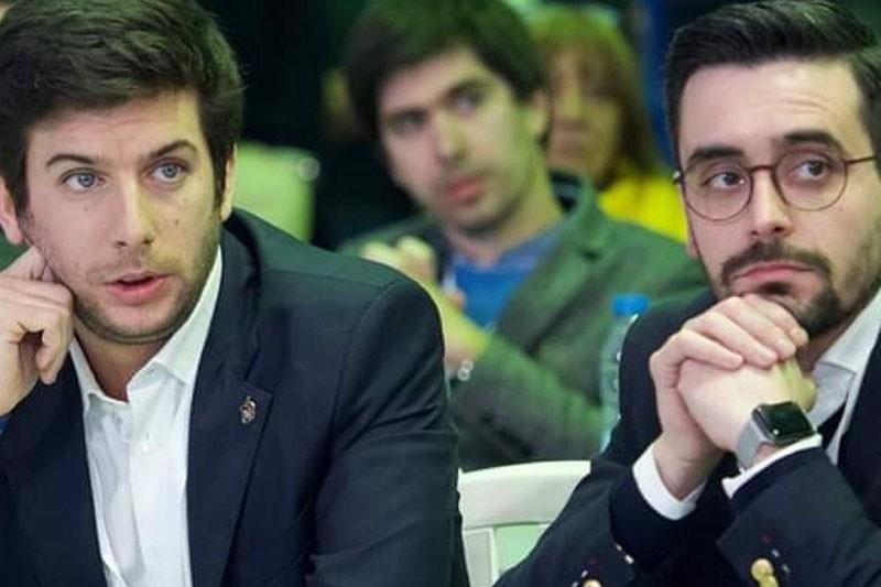 Francisco Mota é o novo líder da Juventude Popular nacional