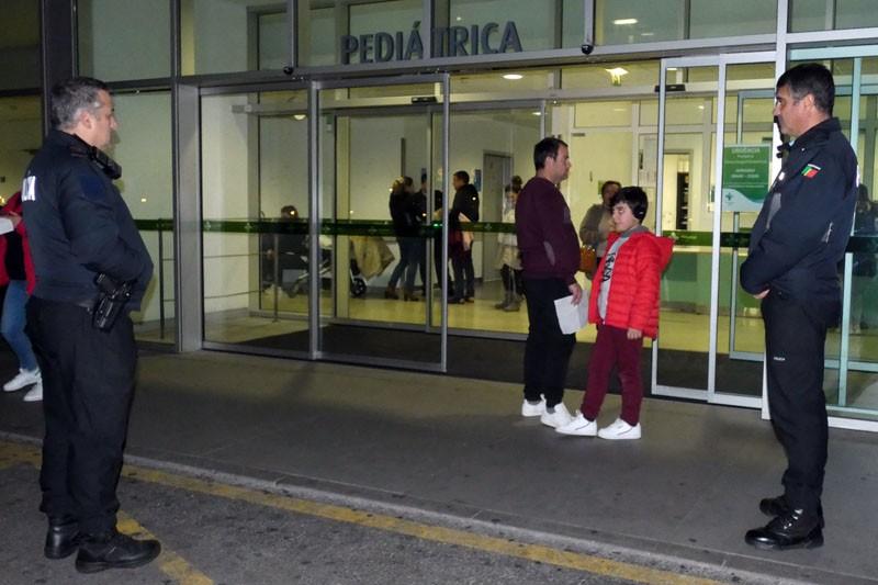 """Urgência Pediátrica de Braga registou  movimento """"atípico"""" no domingo"""