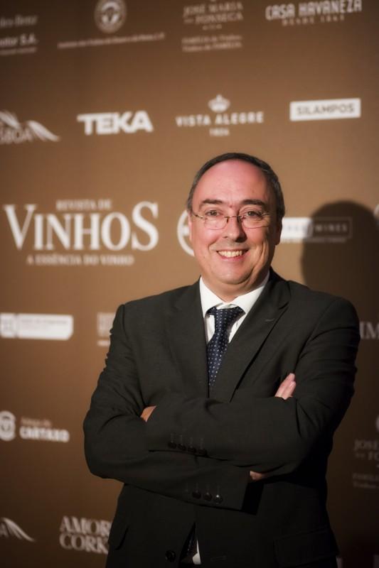 Manuel Pinheiro distinguido 'Personalidade do Ano'